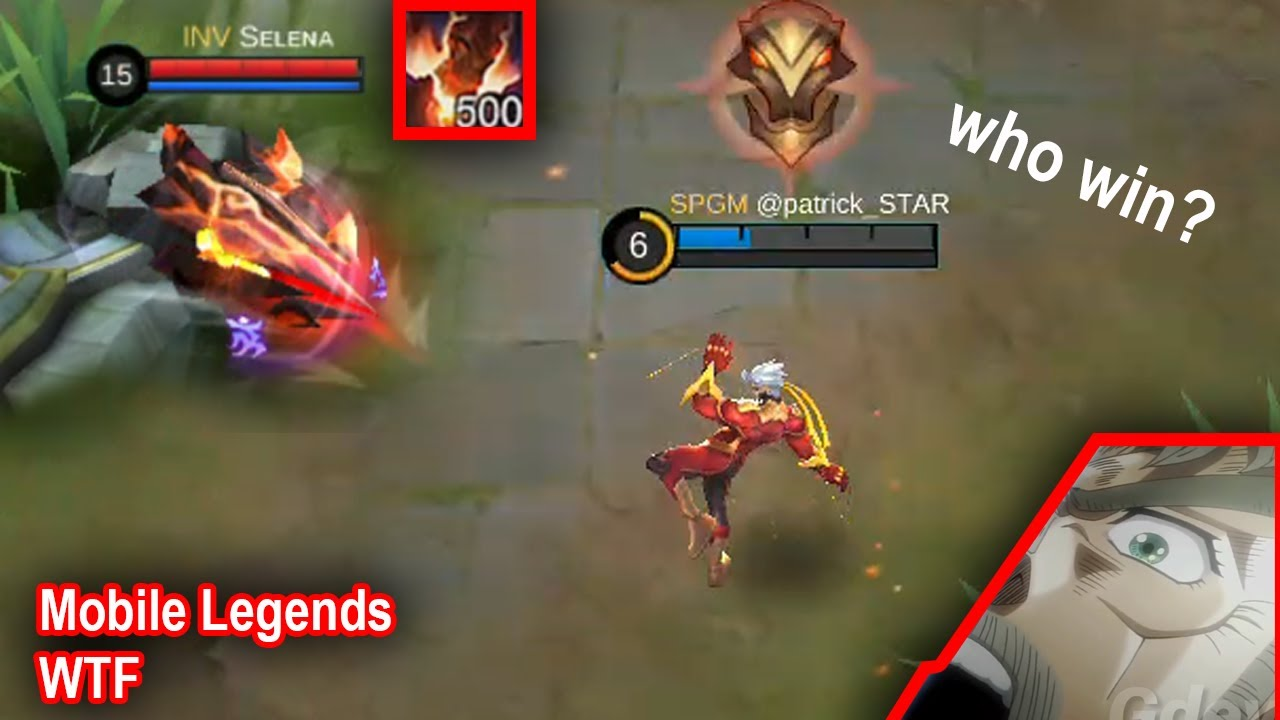 Mobile Legends WTF | Funny moments PRO Chou and Noob ALDOUS