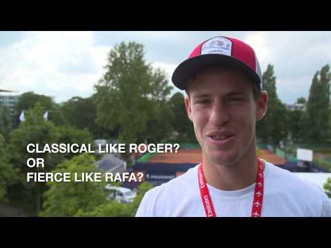 German Open 2017 - Quickfire Quiz mit Diego Schwartzman