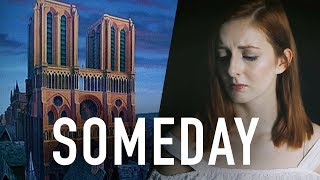 SOMEDAY (The Hunchback of Notre Dame - Musical) Cover