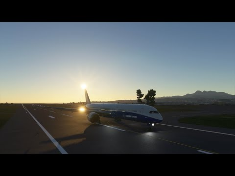 Atterrissage puis décollage