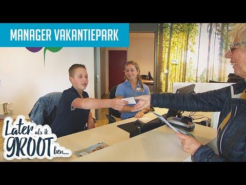 BJORN WIL DE BAAS ZIJN VAN EEN VAKANTIEPARK | Later Als Ik Groot Ben (RTL4)