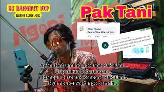 DJ Pak Tani _ Koes Plus (Cover Renno Slow Mix)