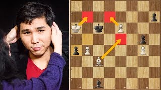 Welcome to Elite Chess || Wesley So vs Firouzja || || Tata Steel Masters (2020)