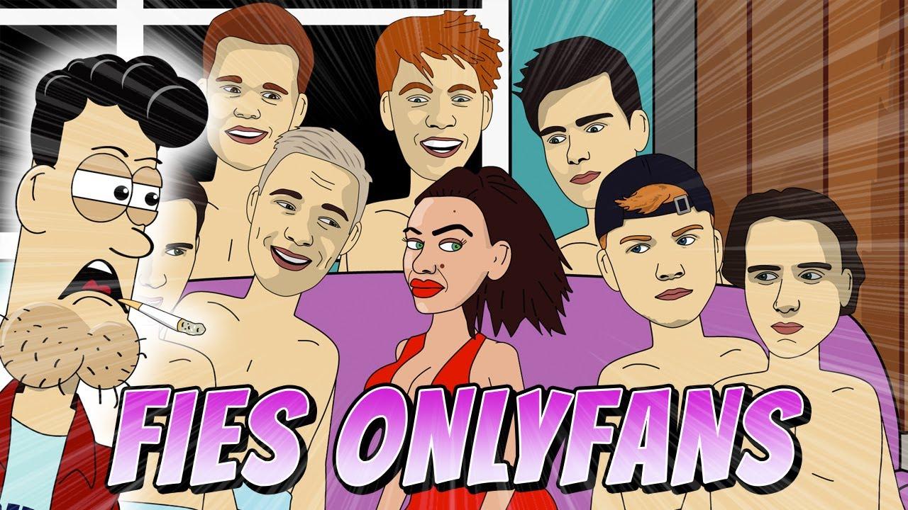 Reagerer på Fies OnlyFans (Collab med Gutterne)