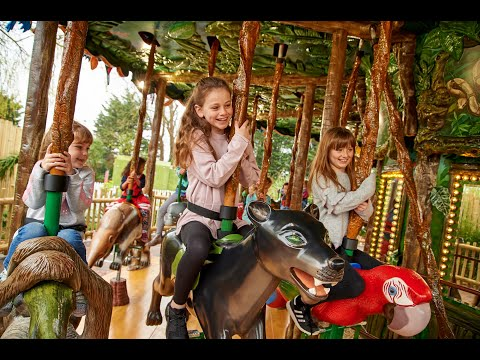 The Rainforest Carousel!