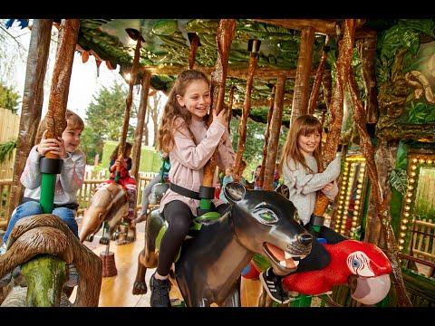 The Rainforest Carousel!
