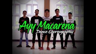 """AYY MACARENA """"TYGA"""" CHOREOGRAPHY (DANCE MERAUKE)"""