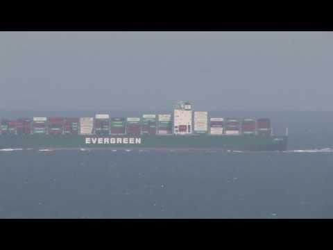 Ever Libra - Taiwanese container ship