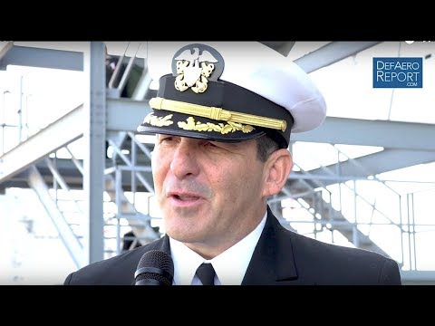 US Navy's Ruiz on USS America ARG Capabilities, Lessons Learned from Deployment