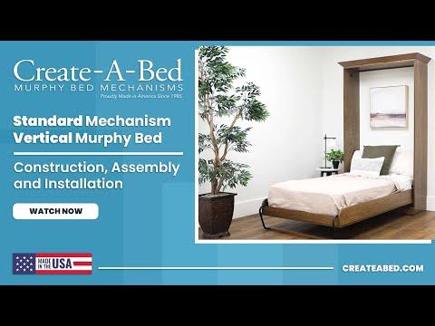 Murphy Bed Standard Vertical Kit