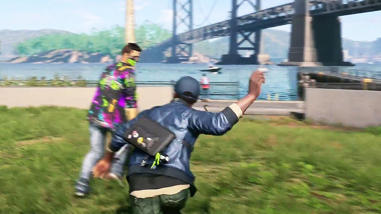 Watch Dogs 2 Multiplayer