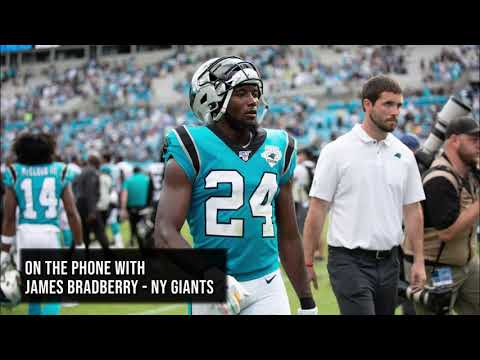 James Bradberry On His Departure From Carolina Panthers