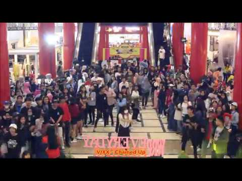 (Part 1) KPOP RANDOM DANCE COVER, MAKASSAR VERSION, INDONESIA 2018