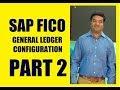 SAP FICO GL Config Part 2