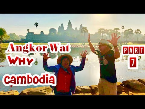 Angkor Wat: 2018 Adventure: New Temple Of The God Kings
