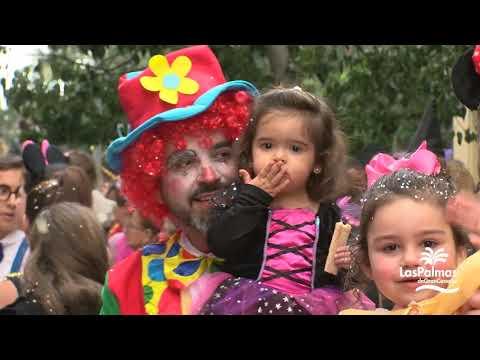 Cabalgata y Fiesta Infantil en el Parque Santa Catalina