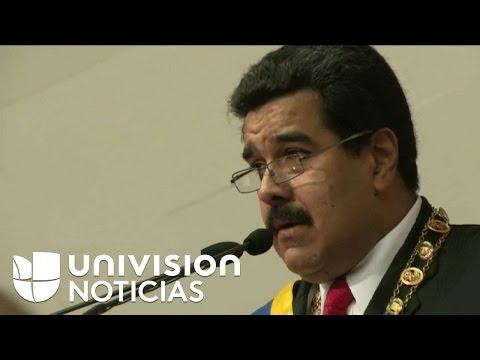 Nicolás Maduro se aferra a los militares