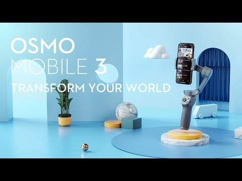 Osmo Mobile 3 - Transform Your World