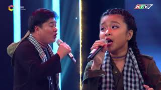 Gia đình song ca | tập 13: Giọng hát khủng của 2 cha con bé Mai Anh sẽ làm bạn nổi da gà