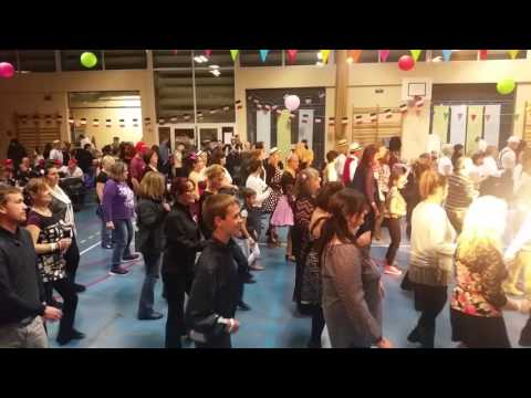 Andalouse line dance au FRENCH MASTER 2016