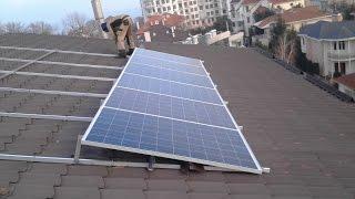 Солнечные батареи для квартиры(, 2016-01-06T14:27:06.000Z)
