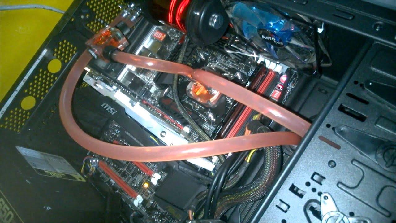INTEL Pentium G3260 Unboxing & Review (Español) -Harvex ...