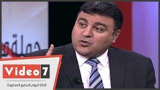 ياسر عبد العزيز: يجب تطوير آليات المساءلة الذاتية لوسائل الاعلام