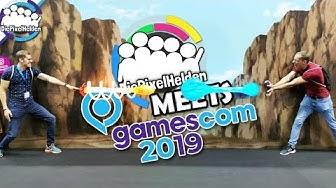 GAMESCOM 2019 - Fachbesucher- und Pressetag - Tag 1