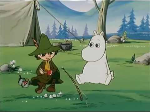 Los Moomins - El último dragón sobre la Tierra(LATINO).