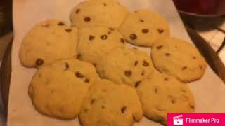 Betty Crocker gluten free chocolate chip cookie recipe!