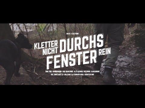 Download HAZE feat. EAZYONO - KLETTER NICHT DURCHS FENSTER REIN (Official HD Video)
