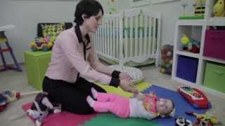 Kinedu | Baby Development: Lifting the legs