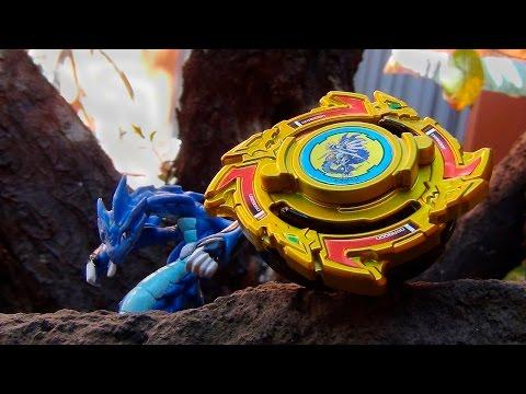 Dragoon Storm GOLD VERSION UNBOXING! | BEYBLADE BURST