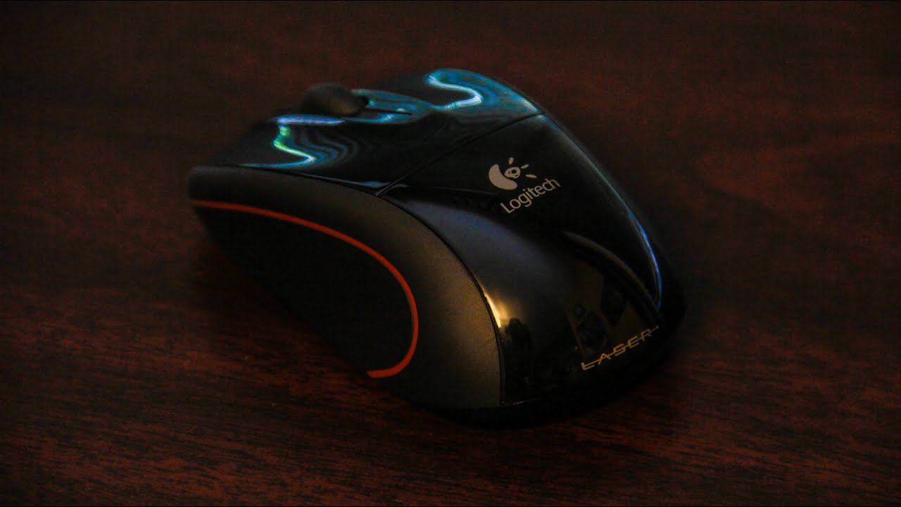 Logitech M505 Wireless Mouse Review