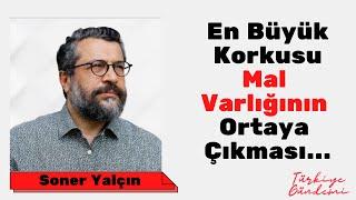 Soner Yalçın - Erdoğan son dönemde ne zaman öfkeli konuşsa, aklıma Tansu Çiller geliyor 26 Ekim