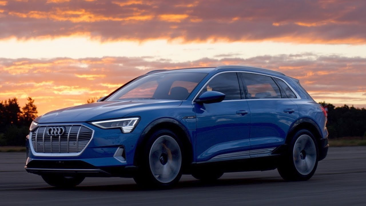 Audi Etron Defined The End Of The Beginning YouTube - Audi etron