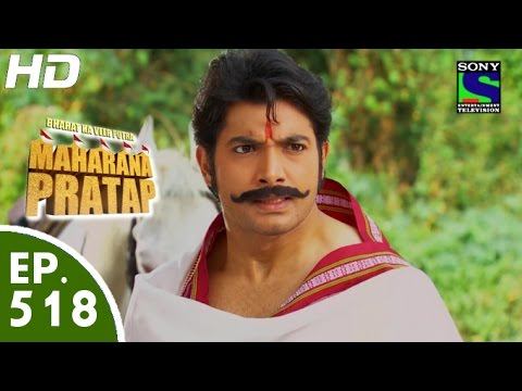 Download Bharat Ka Veer Putra Maharana Pratap - महाराणा प्रताप - Episode 518 - 4th November, 2015