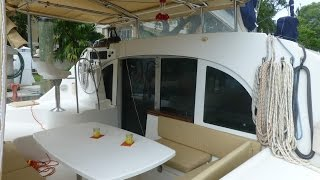 Lagoon 380 Optimus 3 cabin owners' version catamaran for sale