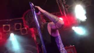 "SCORPION CHILD   Salvation Slave ""live"" Vosselaar, Belgium 2013"