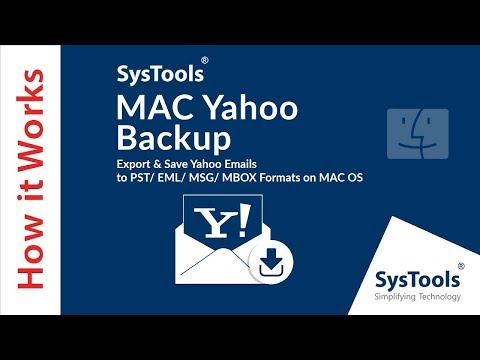 How To Download / Backup Yahoo Mail On Mac OS X & Save On Hard Drive