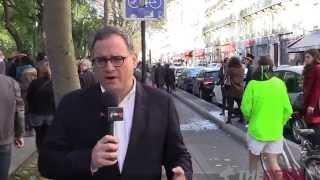 Ezra Levant in Paris: One feeling is missing on these streets