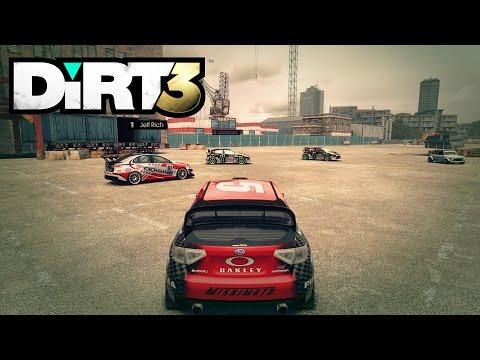 DiRT 3   Multiplayer Event   Rally/Rallycross/Gymkhana/Transporter