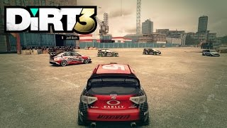 DiRT 3 | Multiplayer Event | Rally/Rallycross/Gymkhana/Transporter