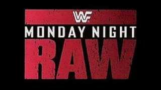 WWF/WWE Monday Night Raw theme songs 1993-2014