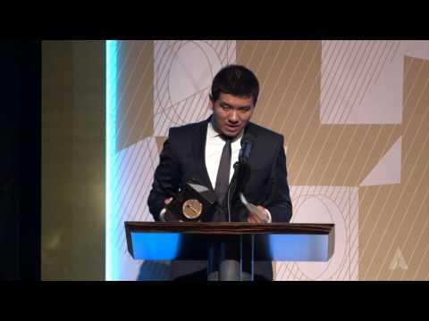 Zijian Mu, Documentary Bronze Medal: 2014 Student Academy Awards