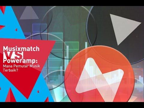 Musixmatch vs Poweramp: Mana Pemutar Musik Terbaik?