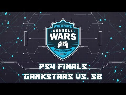 Paladins Console Wars - Xbox Finals: GankStars vs. Strictly Business