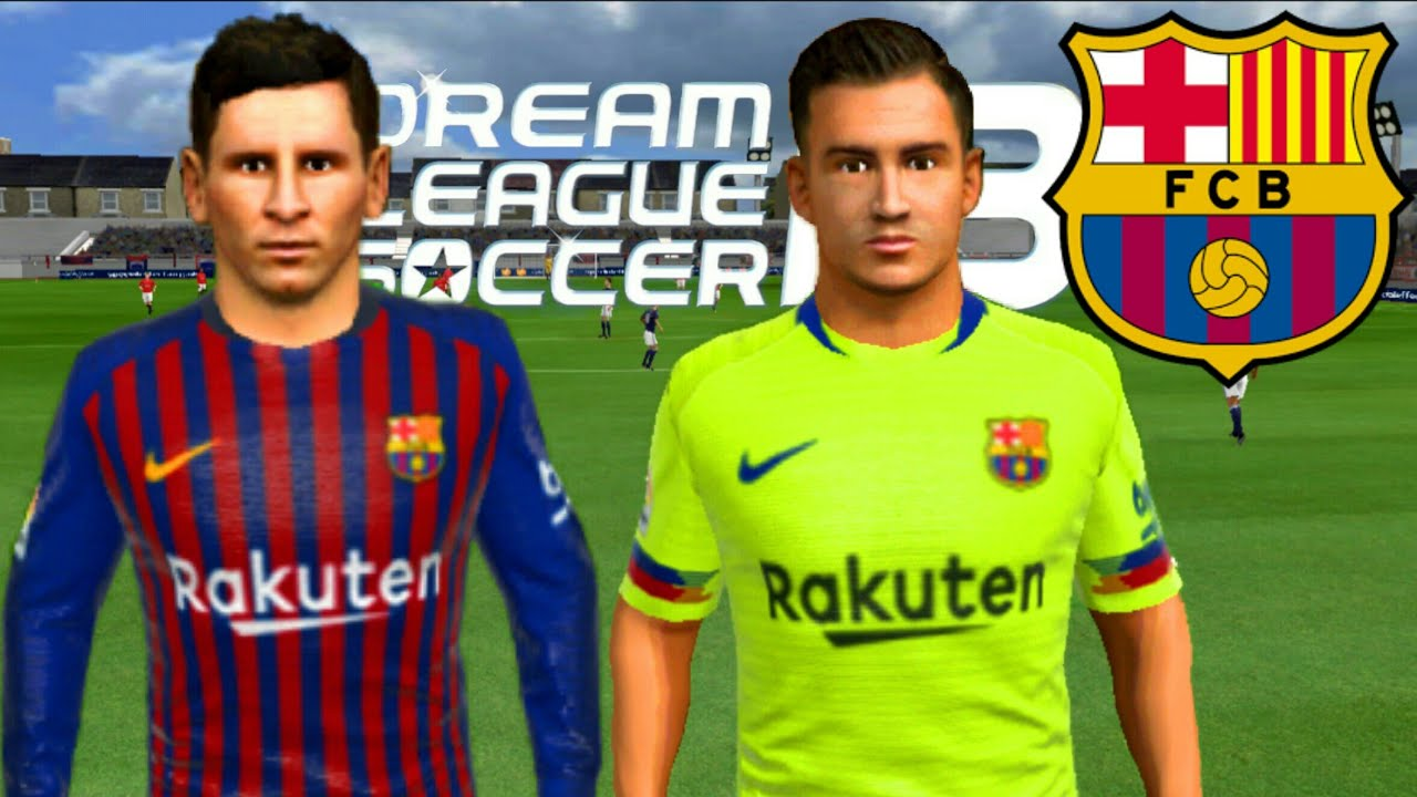 e2c786b52 How To Hack FC Barcelona Team 2018 2019 ○ All Players 100 ○ Dream League  Soccer 2018 - NEW UPDATE