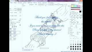 How to draw part 1 ( Ezio