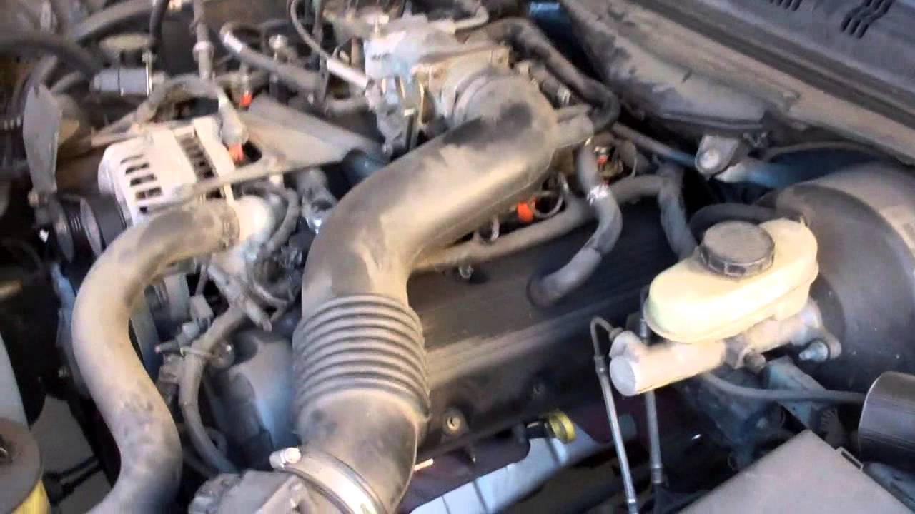 Ford Crown Victoria idle mod howto (copper cap mod)  YouTube
